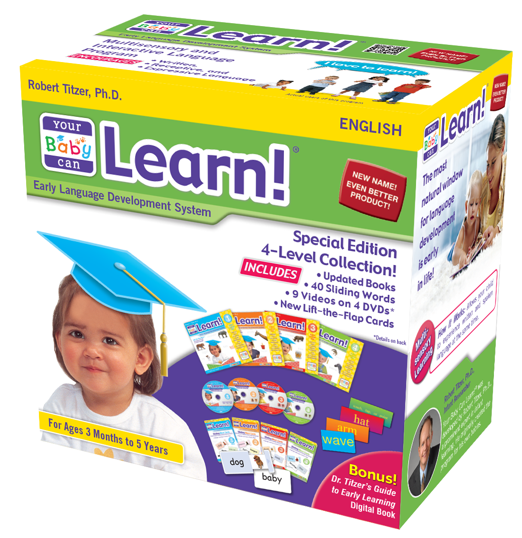 Your Baby Can Learn! Box