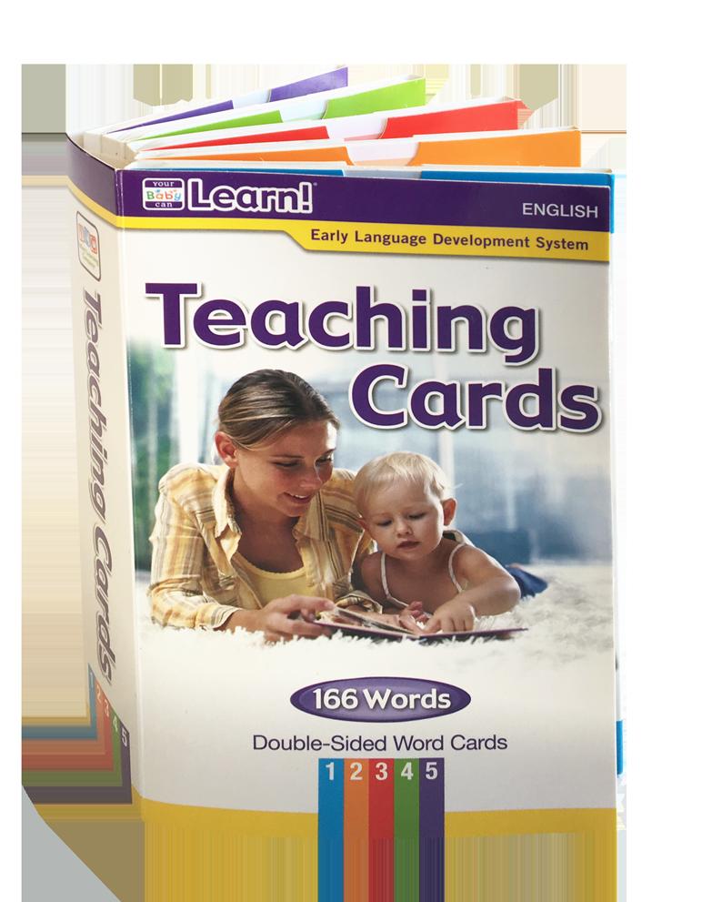 Teaching Cards Box