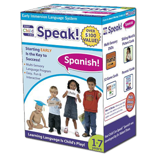 Your Child Can Speak! Spanish