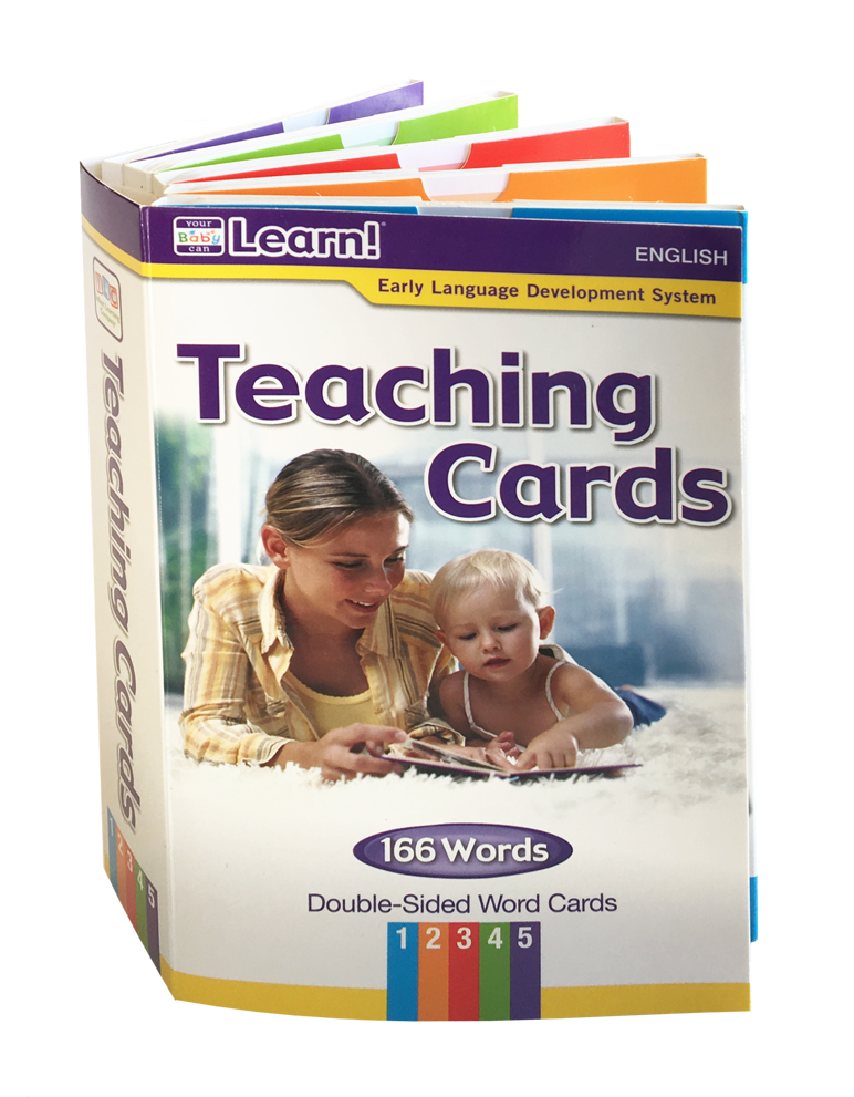 Teaching Cards Box