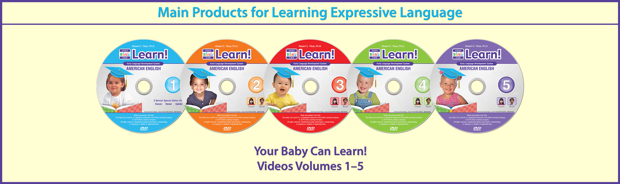 Main Products for Expressive Language