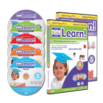 Your Baby Can Learn! American English 5-DVD Set