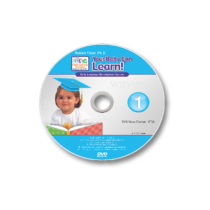 Your Baby Can Learn! English Volume 1 DVD