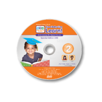 Your Baby Can Learn! English Volume 2 DVD