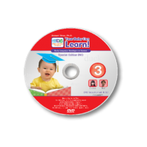 Your Baby Can Learn! English Volume 3 DVD