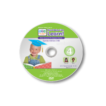 Your Baby Can Learn! English Volume 4 DVD