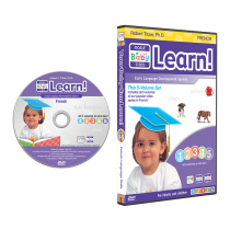Your Baby Can Learn! French DVD Case