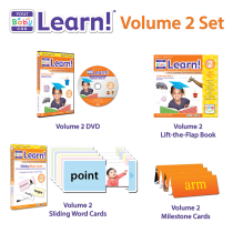 Your Baby Can Learn! Volume 2 Set
