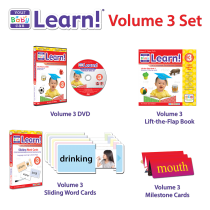 Your Baby Can Learn! Volume 3 Set
