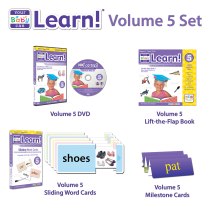 Your Baby Can Learn! Volume 5 Set