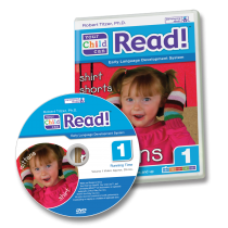 Your Child Can Read! Step 1 DVD