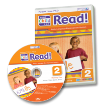 Your Child Can Read! Step 2 DVD