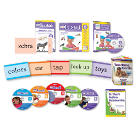 Your Baby Can Learn! Upgrade 4-Level Kit to a Deluxe Kit (American English)
