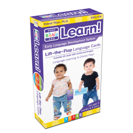 Lift-the-Flap Language Cards Box