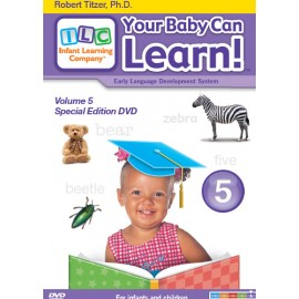 Your Baby Can Learn! Volume 5 DVD