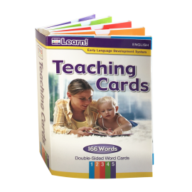 English Teaching Cards