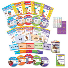 Your Baby Can Learn! British English Deluxe Kit
