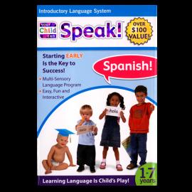 Your Child Can Speak! Spanish