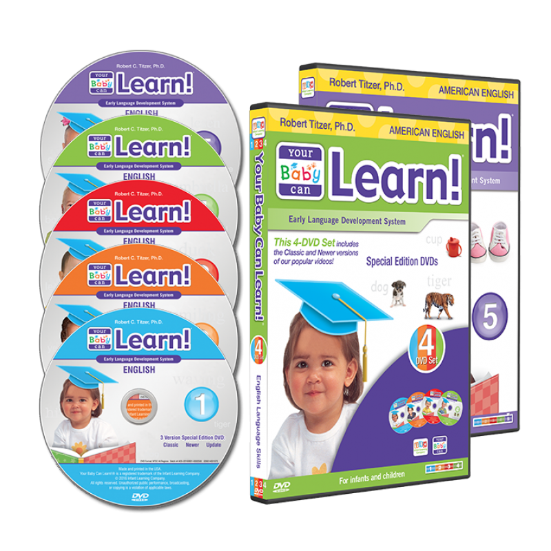 Spanish Learning Dvd For Infants