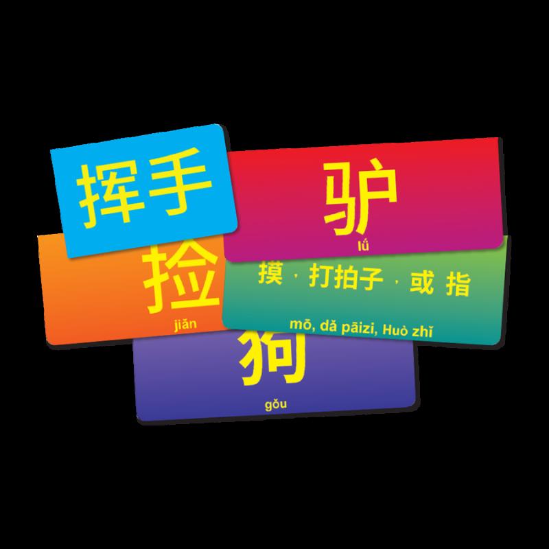 Chinese Milestone Cards