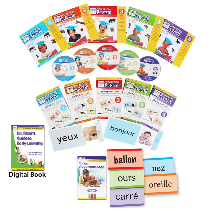 Your Baby Can Learn! French