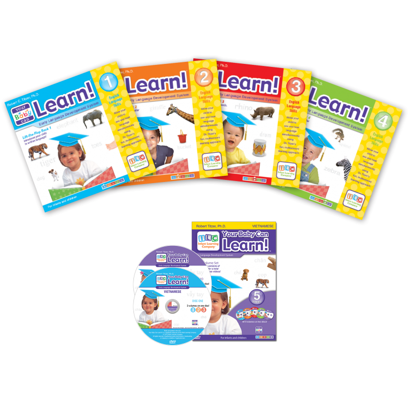 Your Baby Can Learn! Vietnamese Books and DVDs