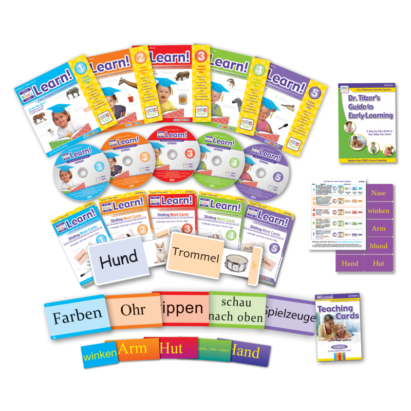 Your Baby Can Learn! German