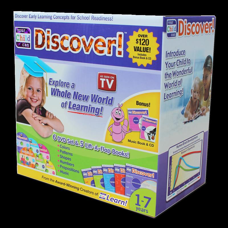 Bonus Discover Deluxe Kit