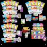 Multi-Language Pack with 3 Languages