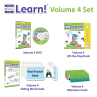 Your Baby Can Learn! Volume 4 Set
