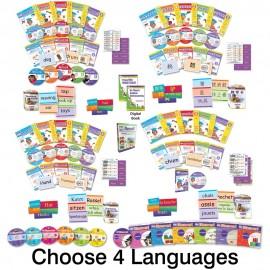 4-Language Pack plus Discover