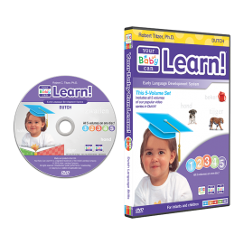 Your Baby Can Learn! Dutch DVD Case