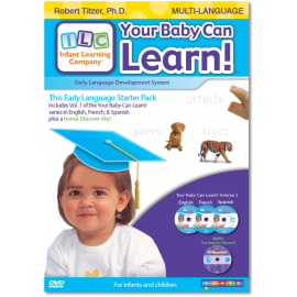 Early Language Starter Pack Case