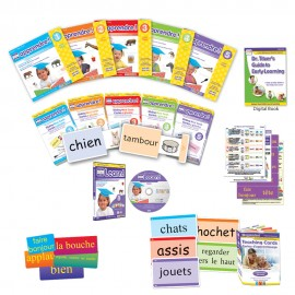 Your Baby Can Learn! French Deluxe Kit
