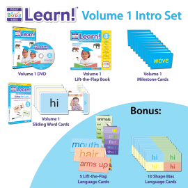 Your Baby Can Learn! English Volume 1 Intro Set (NEW!)