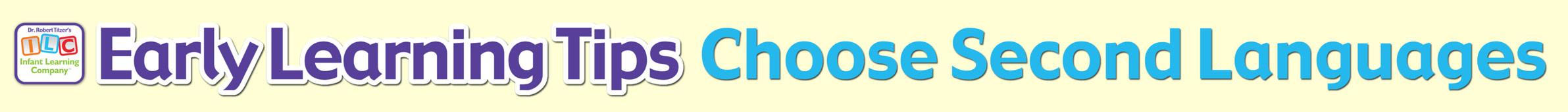 Choose Second Languages