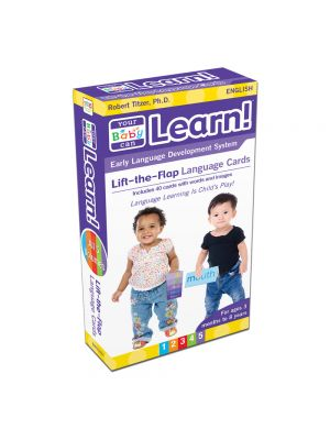 Infant Learning Company Word Cards